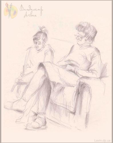 Рисунок, дополнительные занятия