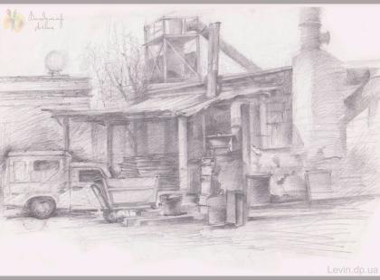 Рисунок, Мастерская